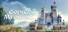 Jaquette de Going Medieval PC