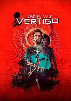 Jaquette de Alfred Hitchcock Vertigo PS5