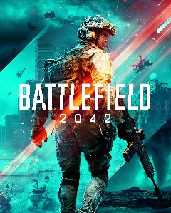 Jaquette de Battlefield 2042 PS5