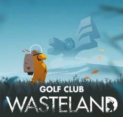 Jaquette de Golf Club Wastleland PS4