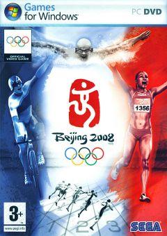 Jaquette de Beijing 2008 - Le jeu officiel des Jeux Olympiques PC