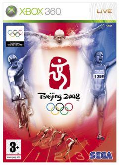 Jaquette de Beijing 2008 - Le jeu officiel des Jeux Olympiques Xbox 360