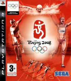 Jaquette de Beijing 2008 - Le jeu officiel des Jeux Olympiques PlayStation 3
