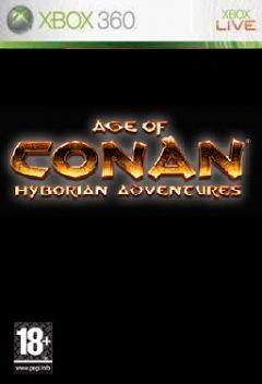 Jaquette de Age of Conan : Hyborian Adventures Xbox 360