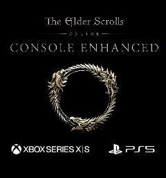 Jaquette de The Elder Scrolls Online Console Enhanced Xbox Series