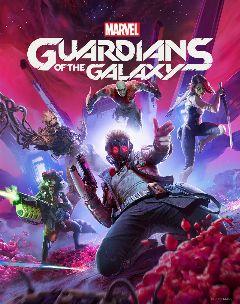 Jaquette de Marvel's Guardians of the Galaxy PS4