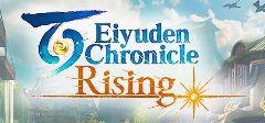 Jaquette de Eiyuden Chronicle Rising PS5
