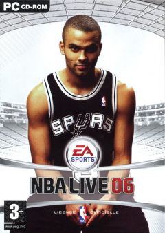 Jaquette de NBA Live 06 PC