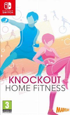 Jaquette de Knockout Home Fitness Nintendo Switch