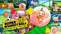 Jaquette de Super Monkey Ball Banana Mania PS4