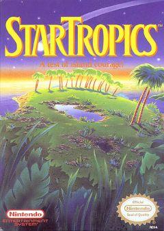 Jaquette de Startropics NES