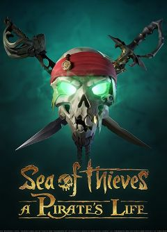 Jaquette de Sea of Thieves A Pirate's Life Xbox Series