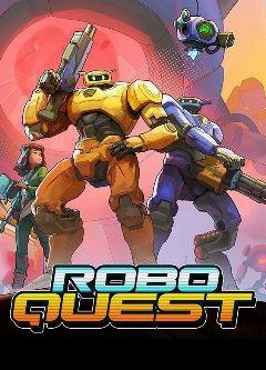 Jaquette de Roboquest Xbox Series