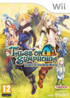 Jaquette de Tales of Symphonia : Dawn of the New World Wii
