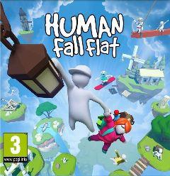Jaquette de Human Fall Flat PS5