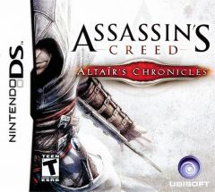 Jaquette de Assassin's Creed : Altaïr's Chronicles DS