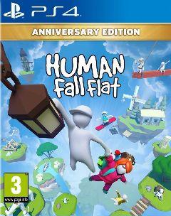Jaquette de Human Fall Flat PS4