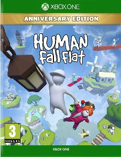 Jaquette de Human Fall Flat Xbox One
