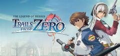 Jaquette de The Legend of Heroes Trails From Zero PS4