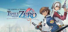 Jaquette de The Legend of Heroes Trails From Zero Nintendo Switch