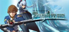 Jaquette de The Legend of Heroes Trails to Azure PS4