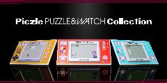 Jaquette de Piczle Puzzle & Watch Collection Nintendo Switch
