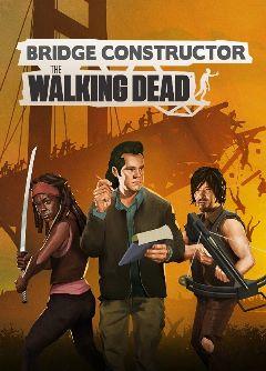 Jaquette de Bridge Constructor The Walking Dead PS4
