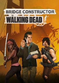 Jaquette de Bridge Constructor The Walking Dead Nintendo Switch
