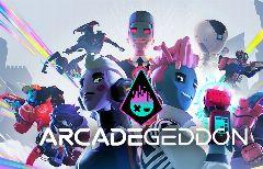 Jaquette de Arcadegeddon PC