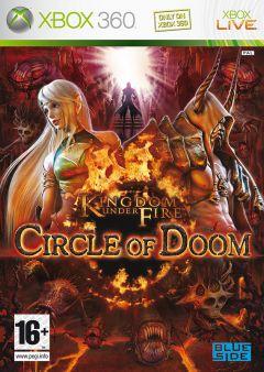 Jaquette de Kingdom Under Fire : Circle of Doom Xbox 360
