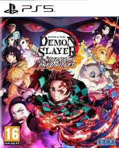 Jaquette de Demon Slayer - Kimetsu no Yaiba - The Hinokami Chronicles PS5