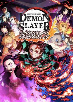 Jaquette de Demon Slayer - Kimetsu no Yaiba - The Hinokami Chronicles PC