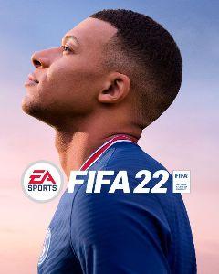 Jaquette de FIFA 22 PS4