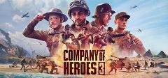 Jaquette de Company of Heroes 3 PC