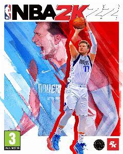 Jaquette de NBA 2K22 PS4