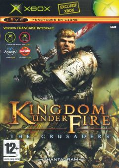 Jaquette de Kingdom Under Fire : The Crusaders Xbox