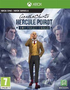 Jaquette de Agatha Christie Hercule Poirot The First Cases Xbox One