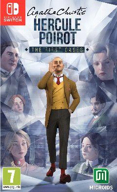 Jaquette de Agatha Christie Hercule Poirot The First Cases Nintendo Switch