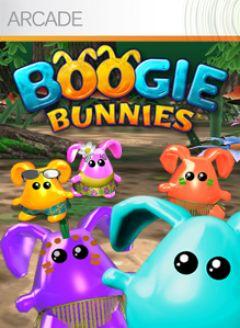 Jaquette de Boogie Bunnies Xbox 360