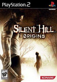 Jaquette de Silent Hill Origins PlayStation 2