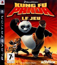 Jaquette de Kung Fu Panda PlayStation 3