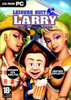 Jaquette de Leisure Suit Larry : Magna Cum Laude PC