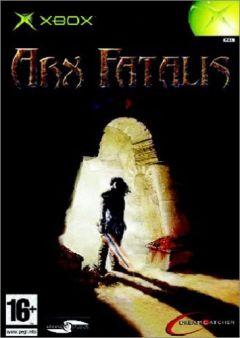 Jaquette de Arx Fatalis Xbox