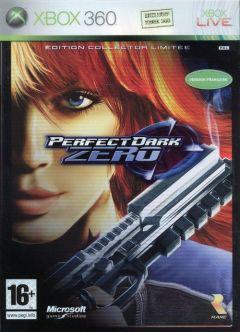 Jaquette de Perfect Dark Zero Xbox 360