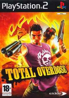 Jaquette de Total Overdose PlayStation 2