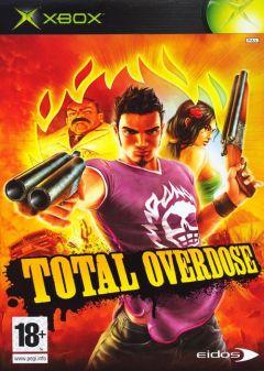 Jaquette de Total Overdose Xbox