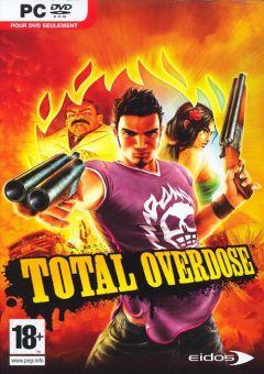 Jaquette de Total Overdose PC