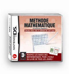 Jaquette de Méthode Mathématique du Professeur Kageyama : Calculez mieux avec la méthode des cent cases DS