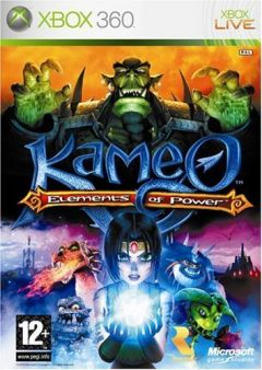Jaquette de Kameo : Elements of Power Xbox 360