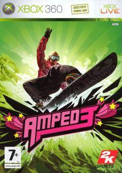 Jaquette de Amped 3 Xbox 360